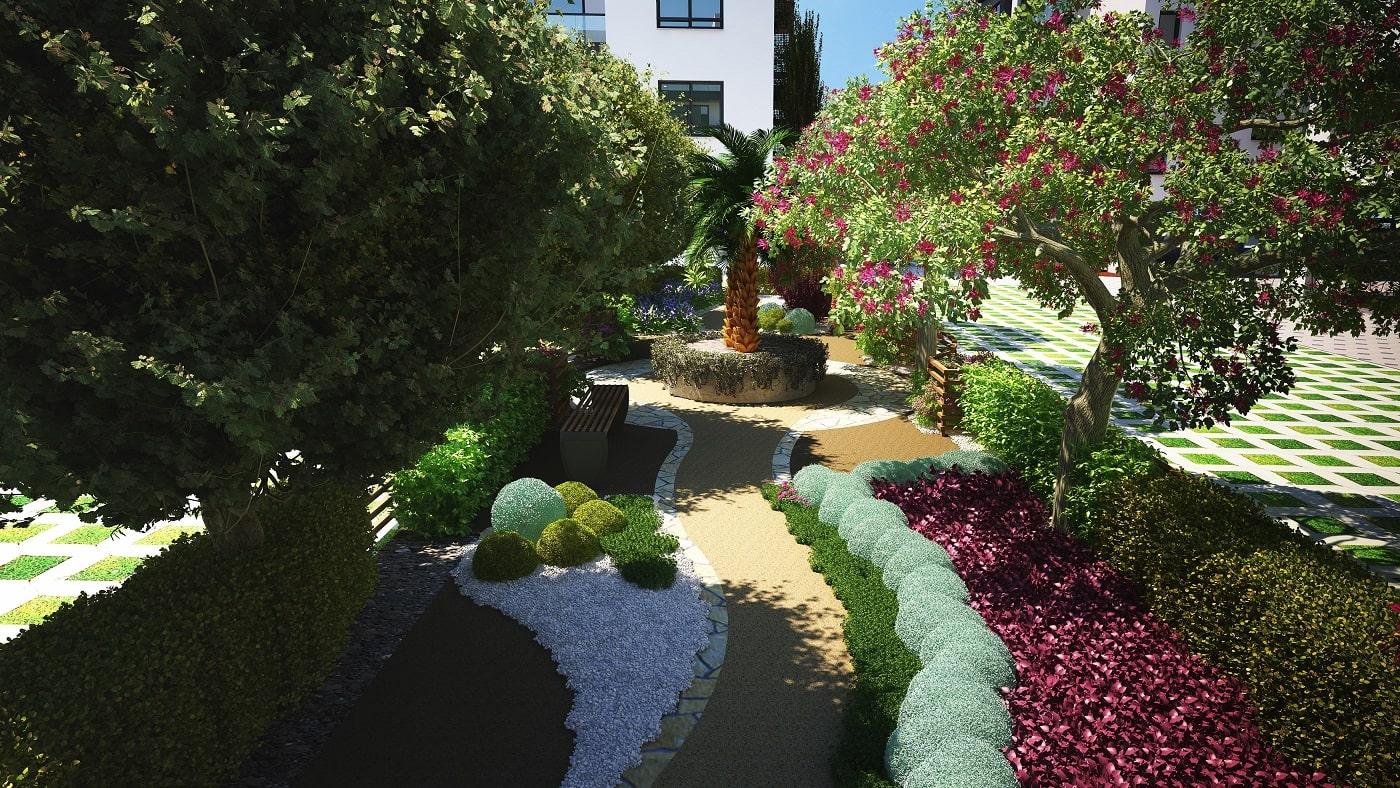 White Lotus Development Akdeniz Sitesi