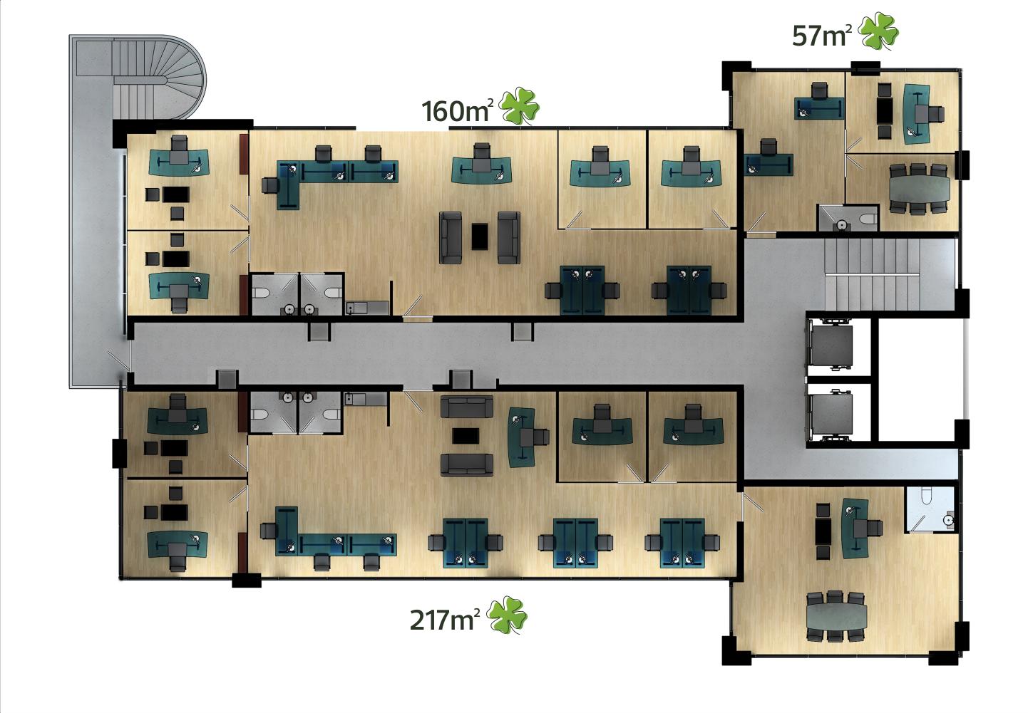 Celsus Business Kat Planı 4