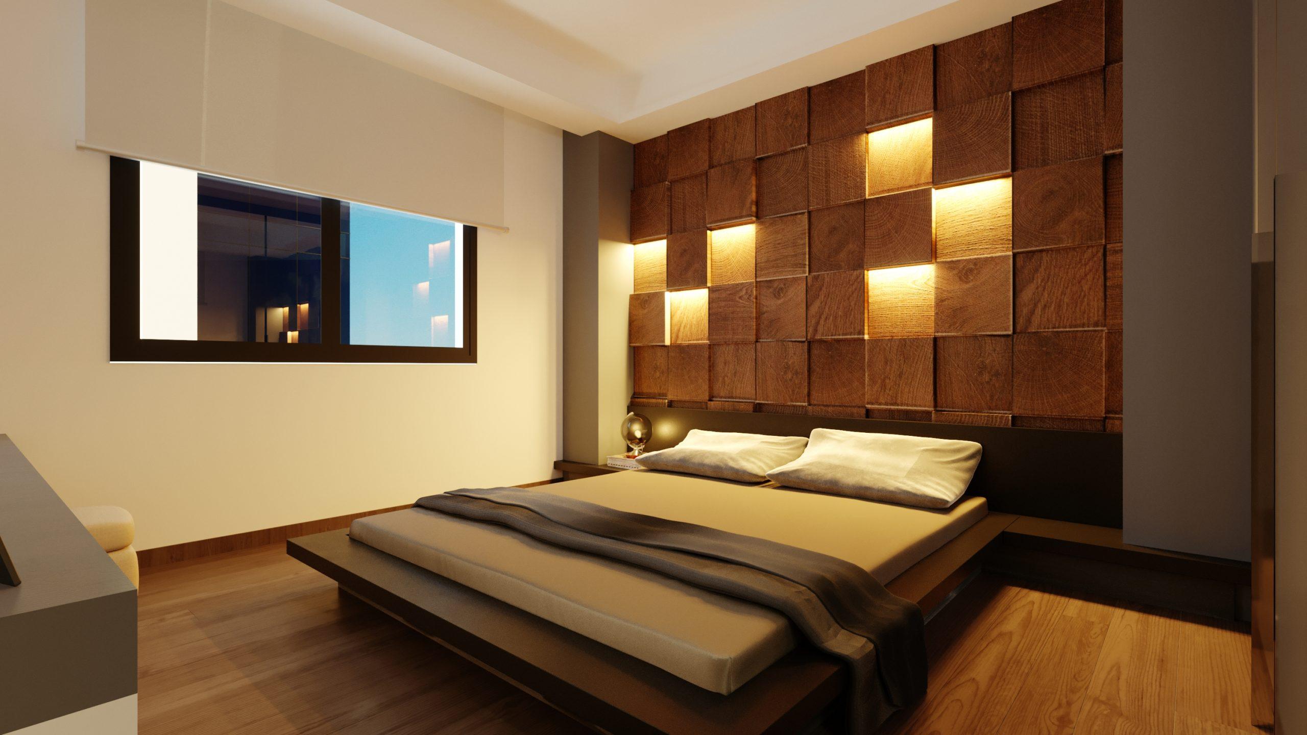 Celsus Residence Yatak Odası